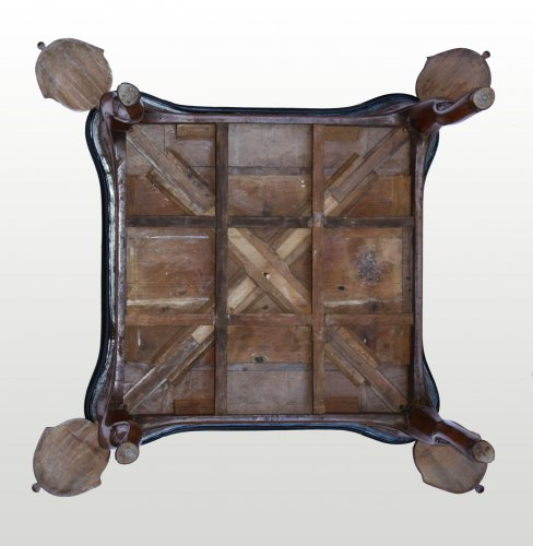 Furniture  - A Regence carved games Table
