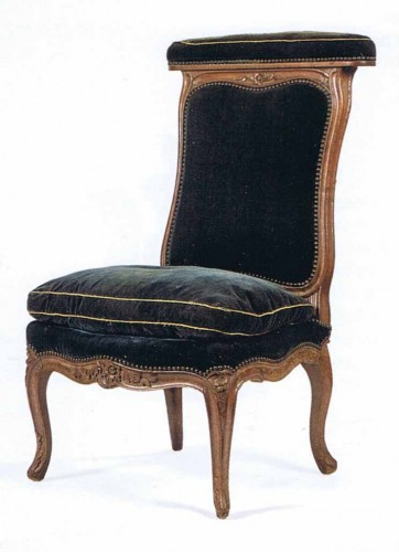 A pair of Louis XV Ponteuses - Seating Style Louis XV
