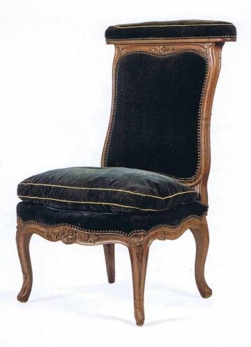 Seating  - A pair of Louis XV Ponteuses