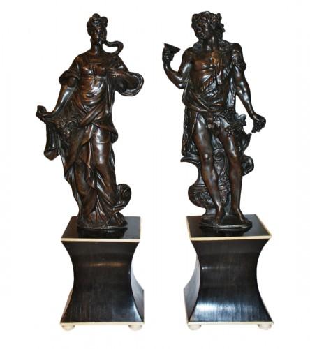 Bacchus and Amphitrite