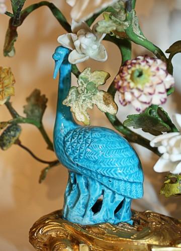 A Louis XV ormolu-mounted  Brûle-Parfum - Decorative Objects Style Louis XV