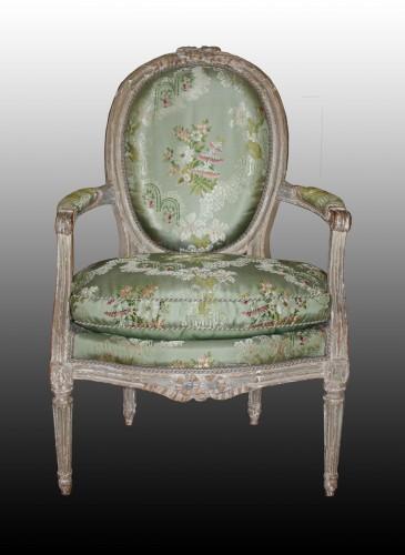Seating  - A Louis XVI Salon Suite