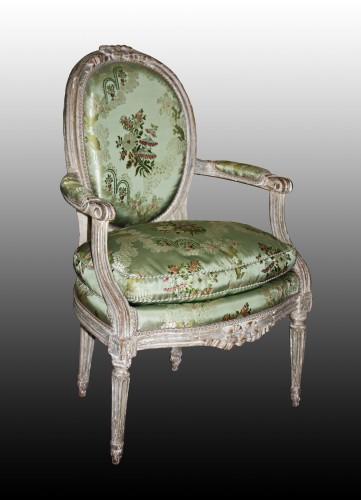 18th century - A Louis XVI Salon Suite