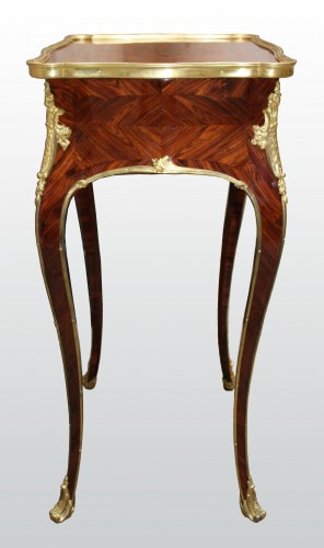 Furniture  - A Louis XV Table en Chiffonnière