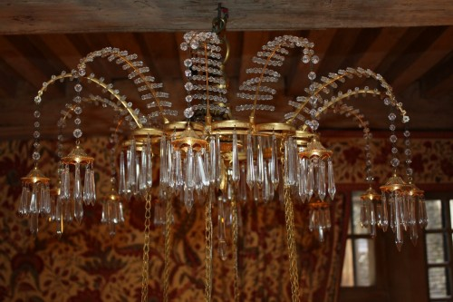 18th century - A large Russian 18th century Chandelier