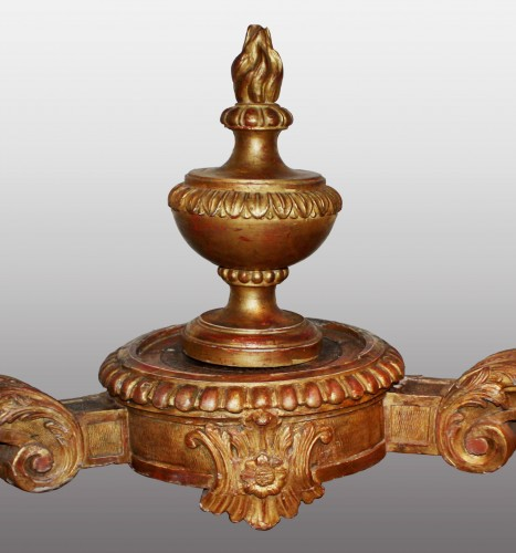 A Regence giltwood Console Table - Furniture Style French Regence