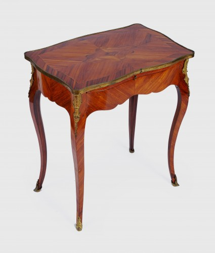 Writing table by Pierre IV Migeon - Furniture Style Louis XV