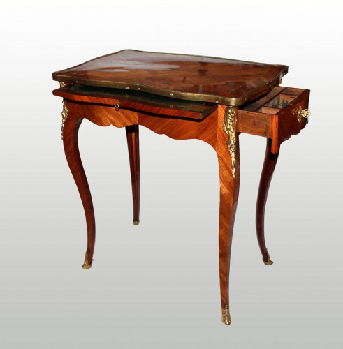 18th century - Writing table by Pierre IV Migeon