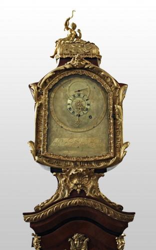18th century - Parquet Regulator by Jacques-Nicolas Baradelle in Paris