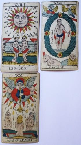 Besançon Tarot by Jacob Jerger - Curiosities Style