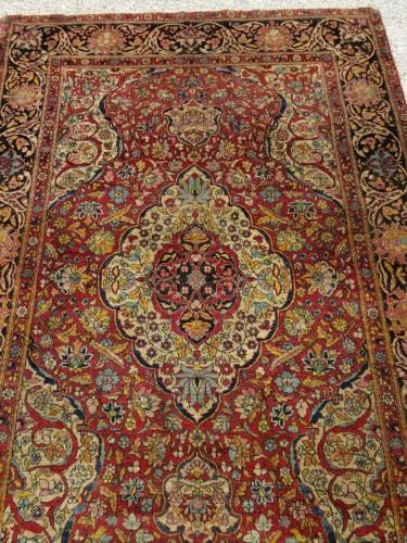 - Kork Wool carpet - Teheran - Iran Late 19th