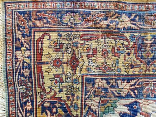 Carpet Tabriz Djaffer (persian) circa 1870 - Tapestry & Carpet Style