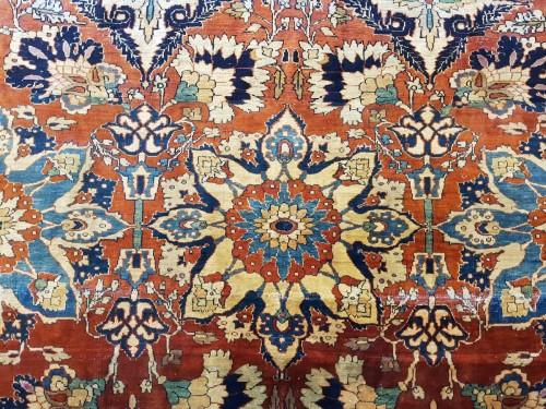 Tapestry & Carpet  - Carpet Tabriz Djaffer (persian) circa 1870