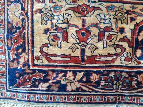 19th century - Carpet Tabriz Djaffer (persian) circa 1870