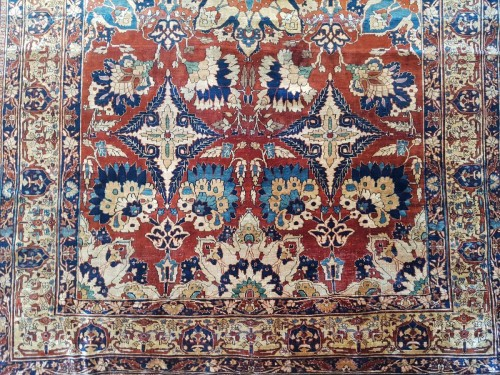 Carpet Tabriz Djaffer (persian) circa 1870 -