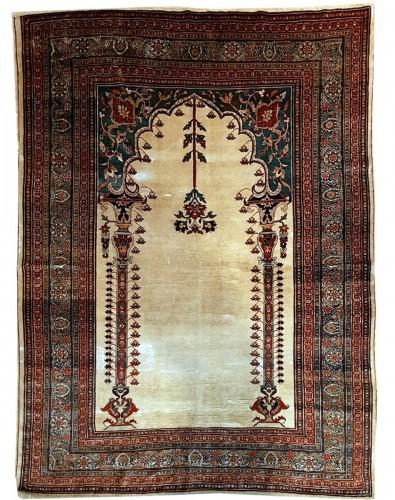 Heriz Soie Rug - Iran 19th