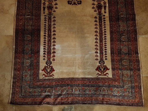 Heriz Soie Rug - Iran 19th -
