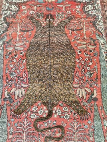 Sarouk In Kork Wool - Iran, late 19th Century -