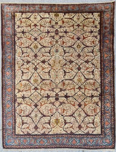 Rare Téhéran - Silk - Iran 1882