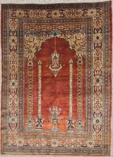 Tabriz Silk - Haji Jalili around 1870