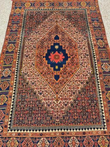 Tapestry & Carpet  - Senneh Laine sur fondations soie