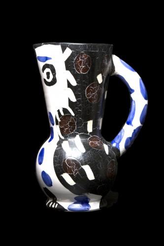 Porcelain & Faience  - Cruchon Hibou - Pablo Picasso (1881-1973)