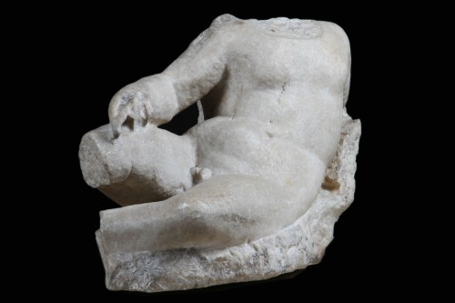 Ancient Art  - Resting Eros