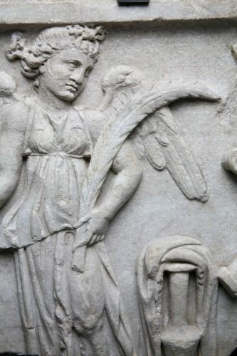 Sarcophagus Fragment  - Ancient Art Style
