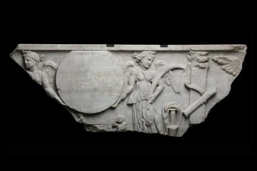 Ancient Art  - Sarcophagus Fragment