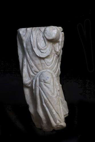 Torso of a Captive - Ancient Art Style