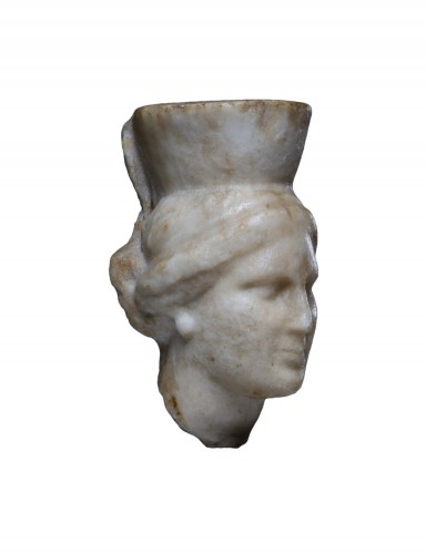 Head of Tyche