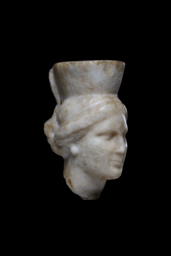 Ancient Art  - Head of Tyche