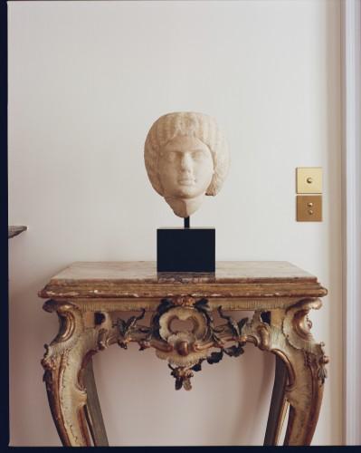 Portrait of a Woman  - Ancient Art Style