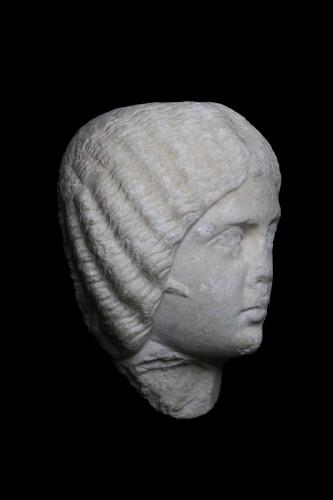 Ancient Art  - Portrait of a Woman