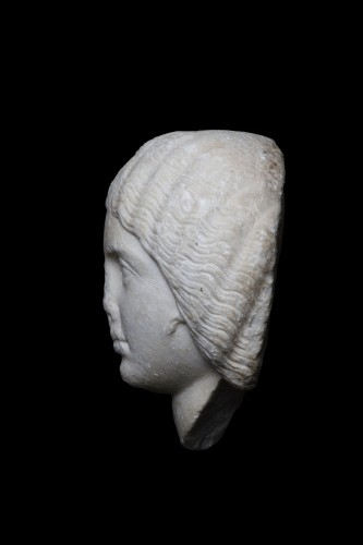 BC to 10th century - Portrait of a Woman