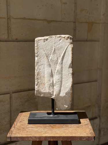 Marble fragment of a Pilaster, Roman -