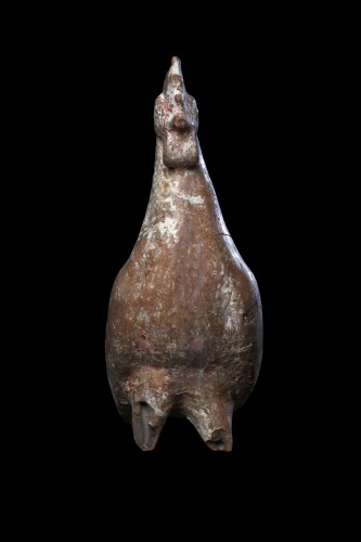 Terracotta Rooster, Hellenistic - Ancient Art Style