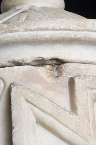 Marble Cinerary Urn, Roman -