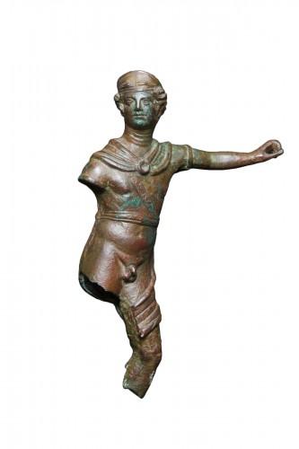 Bronze Statuette of a Warrior, Roman
