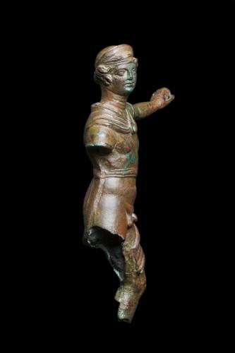 Bronze Statuette of a Warrior, Roman -