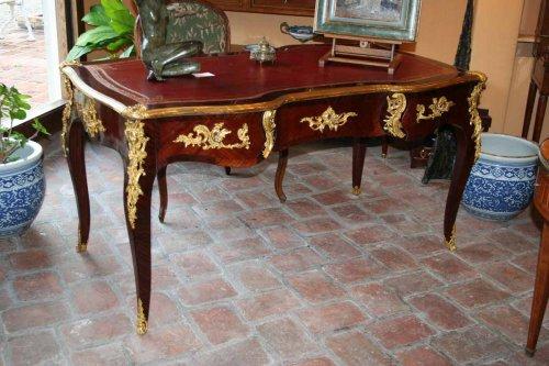 Late 19th cntury bureau plat - Furniture Style Napoléon III