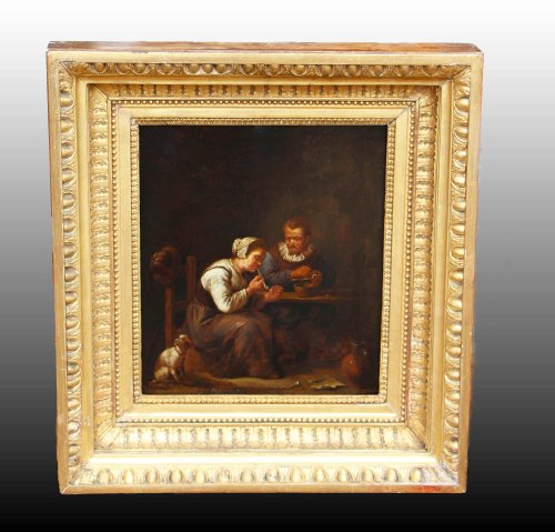 Flemish school of the seventeenth century  - Paintings & Drawings Style