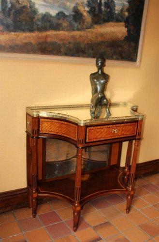 Console Louis XVI period - Furniture Style Louis XVI
