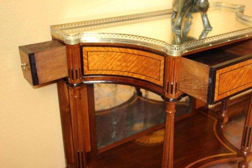 Furniture  - Console Louis XVI period