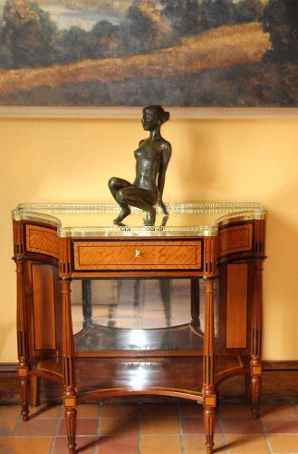 Console Louis XVI period -
