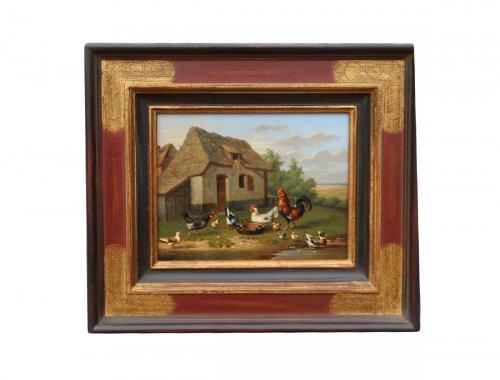 Backyard - Mme GYSELINCKX 1870