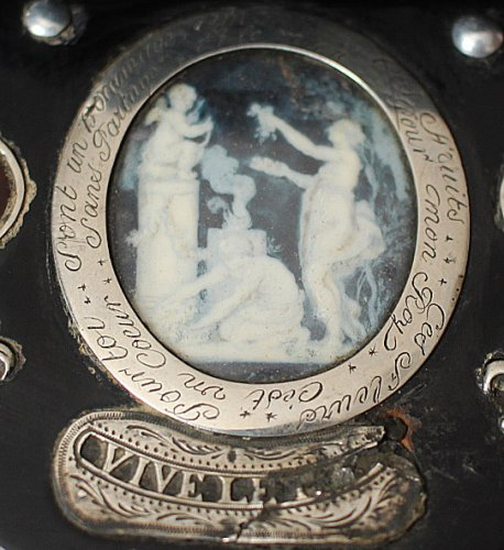Objects of Vertu  - A commemorative snuffbox - Jacques Joseph de GAULT (1738- après 1812)
