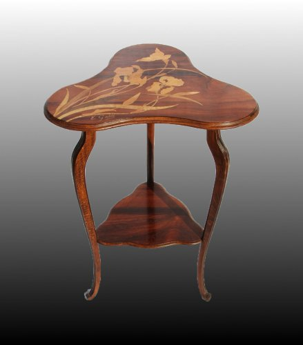 Furniture  - Side table - Émile GALLÉ (1846-1904)