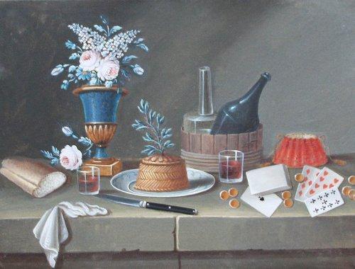 Johann Rudolf FEYERABEND (1779-1814) dit LELONG - Paintings & Drawings Style