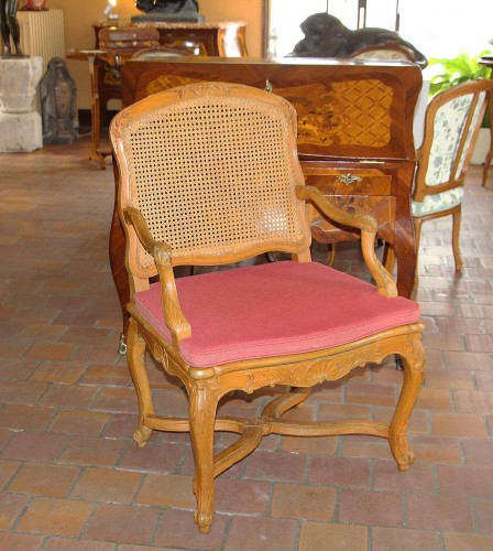 Armchair Regency period - Seating Style French Regence